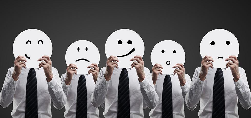 Emoção: tome cuidado no ambiente de trabalho